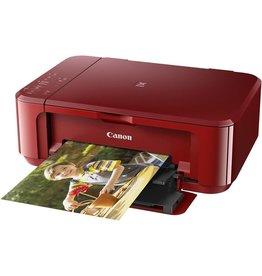 Canon Canon Pixma 3650 Rood Wifi all in one printer