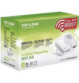 TP-Link TP-Link TL-WPA4226KIT Powerline adaptor met wifi