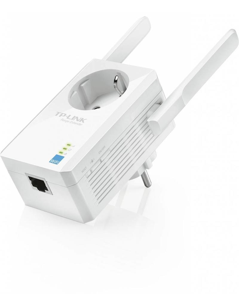 TP-Link TP-Link TL-WA86RE Wifi range extender 300 Mbps met antenne en ethernet poort