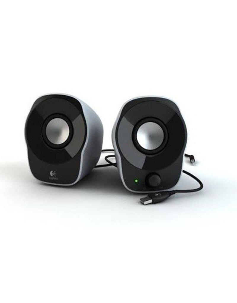 Logitech Logitech Z120 Speakerset  USB gevoed