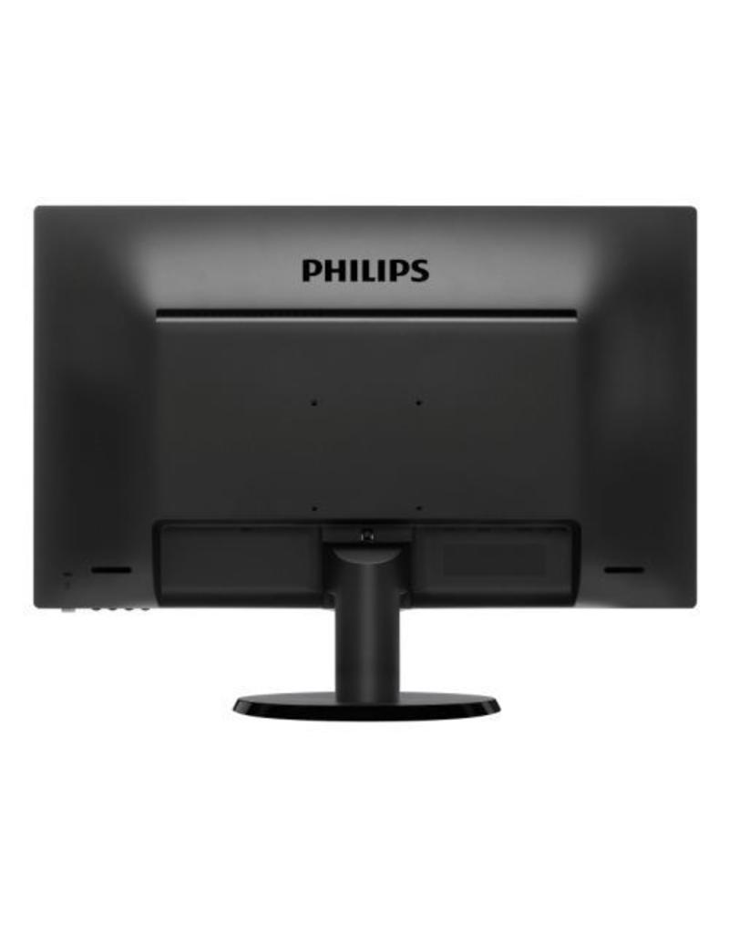 philips Philips 243V5L Black LED LCD monitor 23.6 inch
