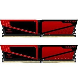 T-Force T-Force Vulcan PC DDR4 16 GB kitt 2X8 GB 2400 Mhz