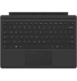 Microsoft Microsoft Surface PRO 4 Type Cover verlicht toetsenbord Zwart.