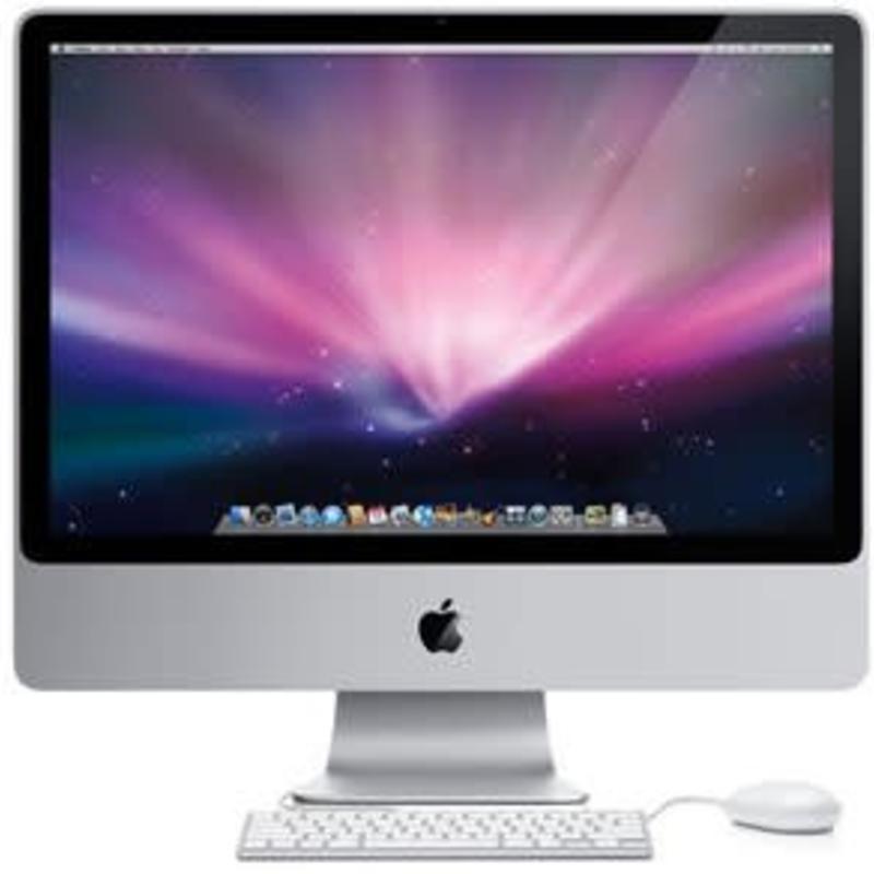 Apple Apple   Imac Mid 2010   Core I3   4 GB RAM   Mini HDMI   Thunderbolt   DVD speler en brand