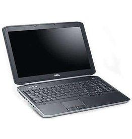 Dell Dell latitude E5520 | 15.6 inch | Core I5 | Webcam | verlicht toetsenbord |