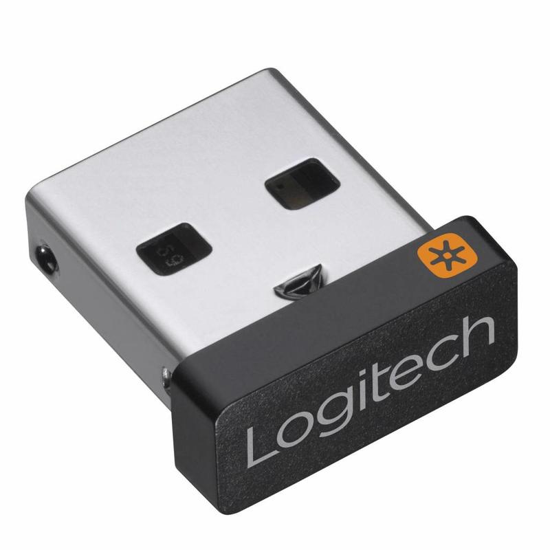 Logitech USB Unifying receiver voor maximaal 6 apparaten