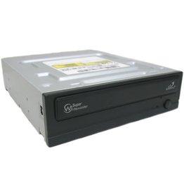 Sata DVD brander 5.25 inch Zwart front SH-S223