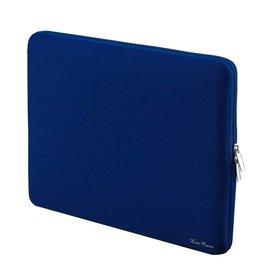 15 Inch sleeve blauw