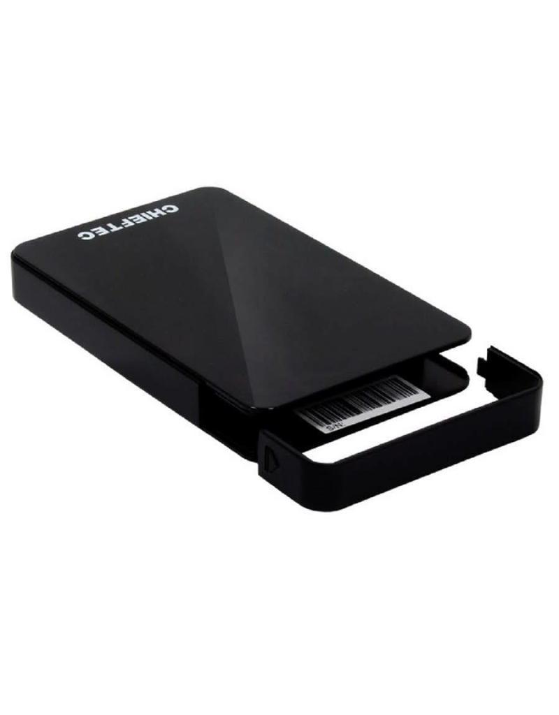 CnMemory Externe USB 2.0 harde schijf behuizing voor 2.5 inch Sata