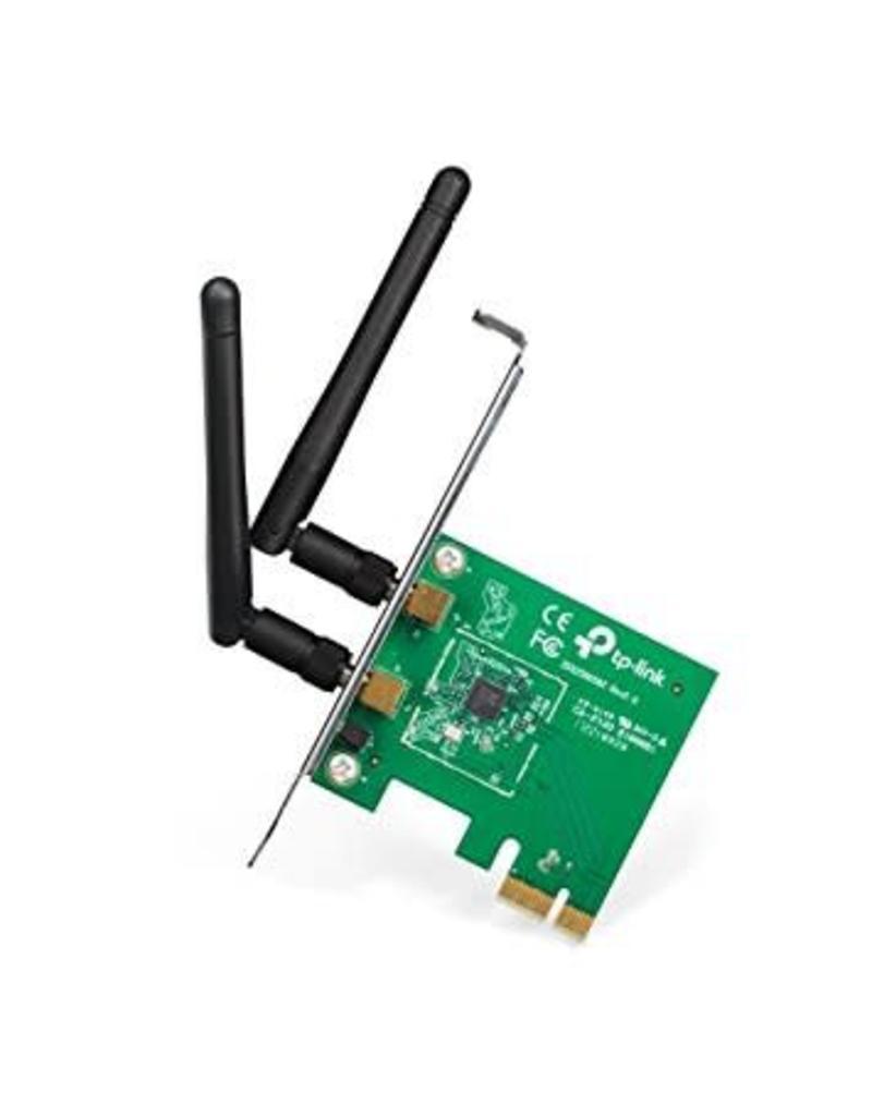 TP-Link TL-WN881ND PCI wifi adaptor 802.11b, 802.11g, 802.11n