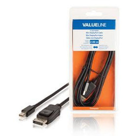 Value Line Valueline mini Display poort (M) naar Display (M) 2 meter
