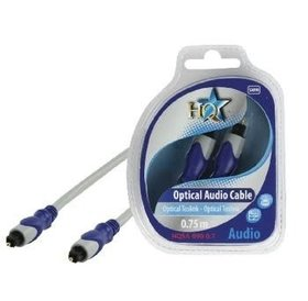 HQ HQ Optical Audio Toslink kabel 0,75 meter