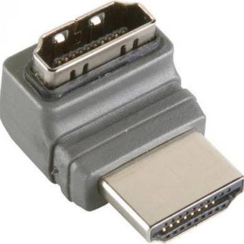Bandridge Bandridge 270 graden HDMI (M) naar HDMI (F)