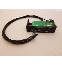 Interne kaartlezer USB 2.0