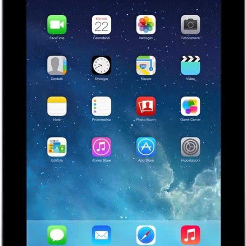 Apple Ipad 2 16 GB 3G Space Grey