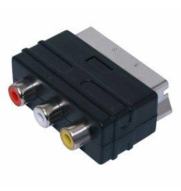 Scart naar RCA adapter