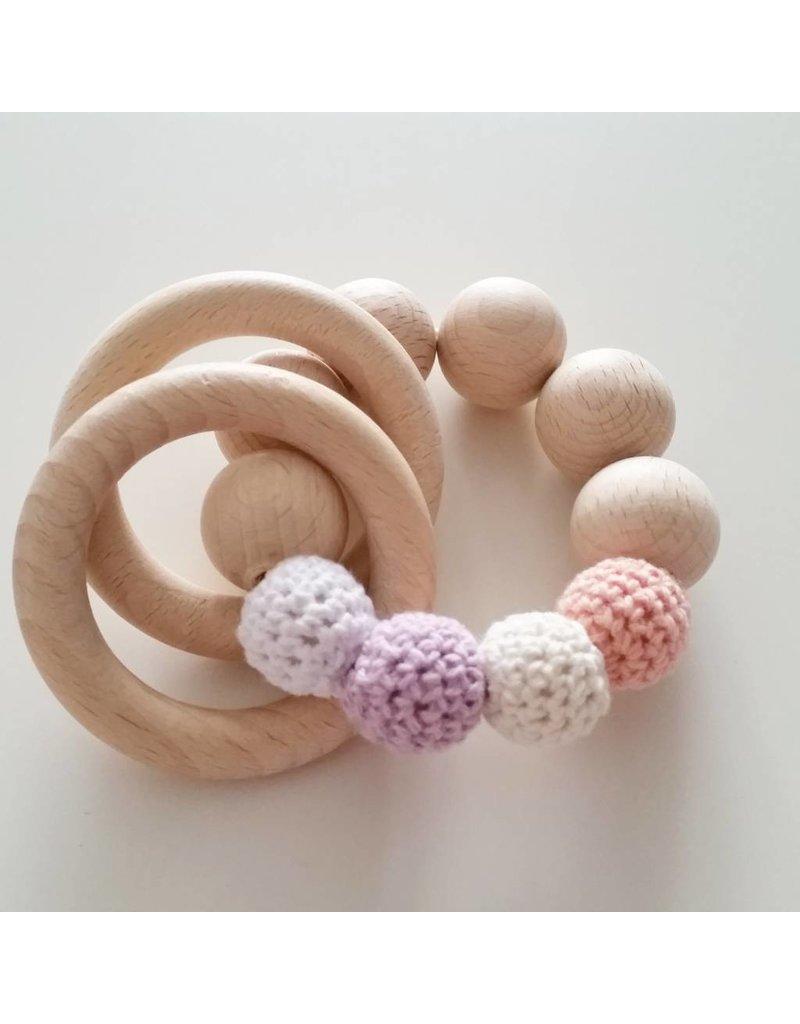 Creations for Kids RAMMELAAR ROZE