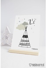 TIPI A4 POSTER