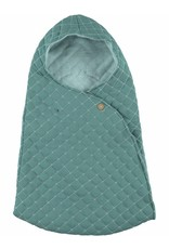 KIDS CASE HOME LUX NEST VOETENZAK SEA GREEN
