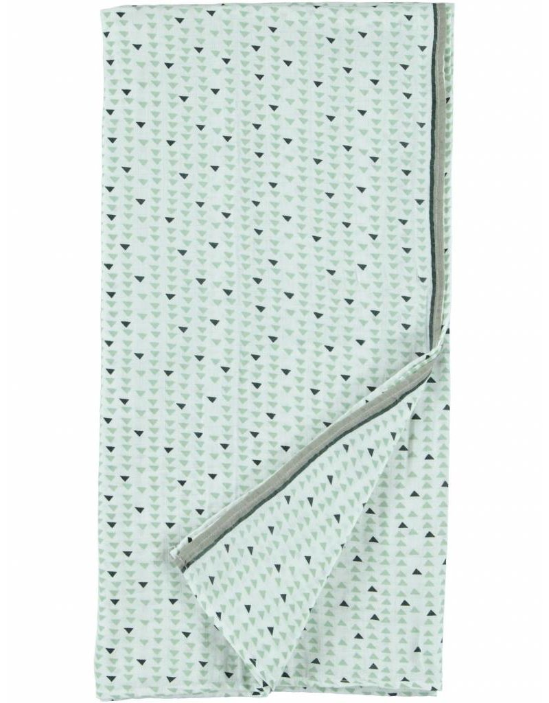 KIDS CASE HOME SWADDLE GROEN