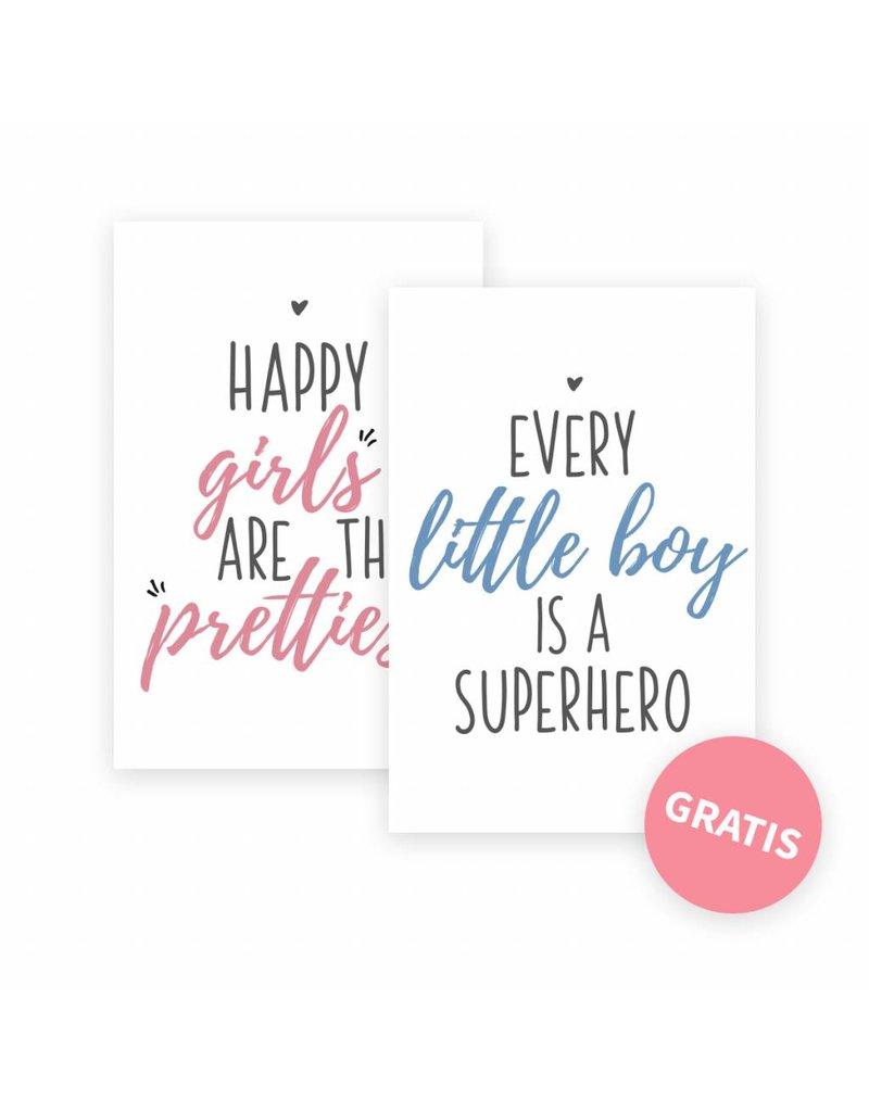 FREE PRINTABLE BOY/GIRL