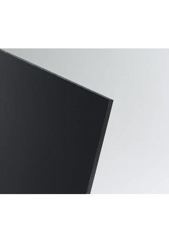 SIMONA Kunststoffplatte PE-HD 2000x1000x4 mm schwarz