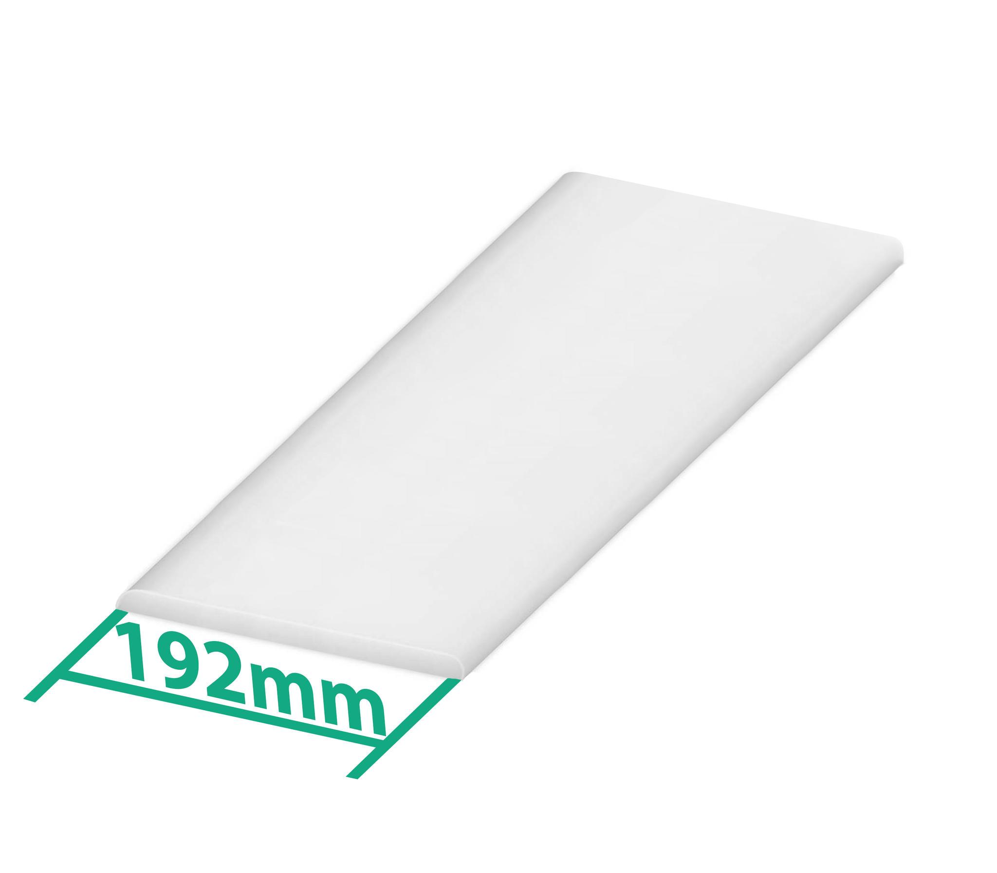 Rammschutz pe online kaufen mit preisgarantie kunststoffplatten und spuckschutz online kaufen - Wandschutz kunststoff ...
