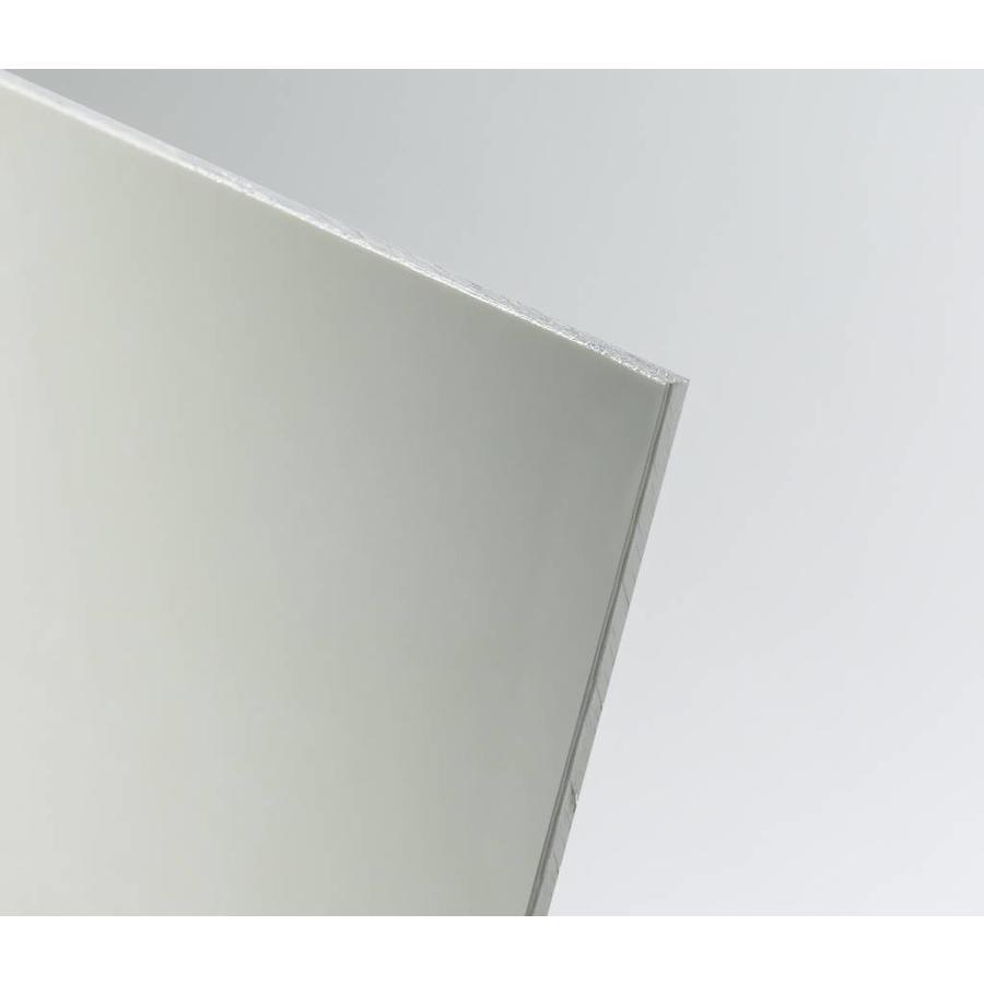 PP Kunststoffplatte Grau