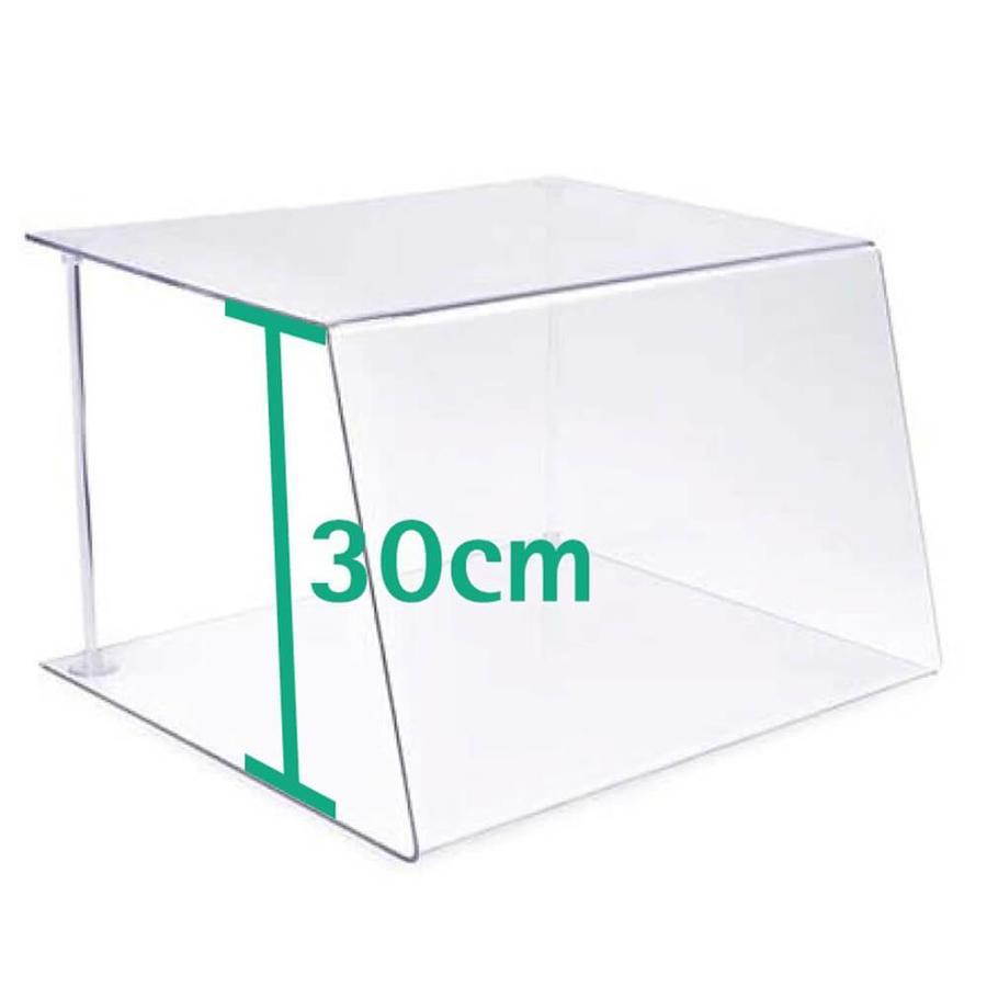 50 cm | Spuckschutz | Typ 1 | 4-6 mm dick