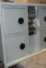Afgifte-unit 100, afroom sleutelkluis, sleutels afromen