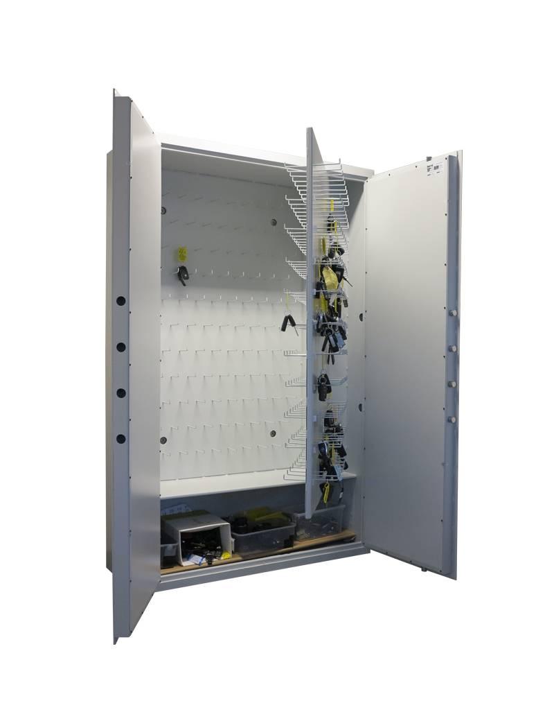 Sleutelkluis SSK/S-2 voor 300 - 600 sleutels, rdw kluis, bovag kluis