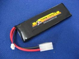 kong power kong power 3300mah 15c 7.4v LiPo battery