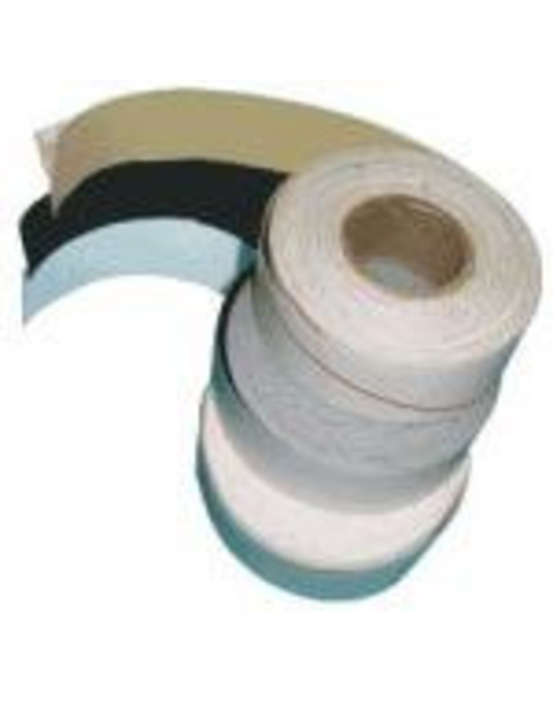 Double-Alpha speed patcher tape rolls, tan