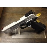 Grange Airsoft NOTE: ANYONE WISHING TO BUY THIS PRODUCT MUST BE OVER 18 AND PROVIDE A VALID LEGAL DEFENCE. (UKARA OR SIMILIAR).<br /><br />A Valid Defence Must Be Given When Ordering, Failure to do this will lead to the REFUSAL to send the order and ONLY an 80% Refund on the orde