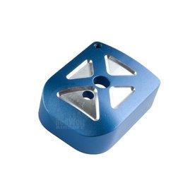 TSC TSC HiCapa Magazine Base Plate - Type C (Blue)