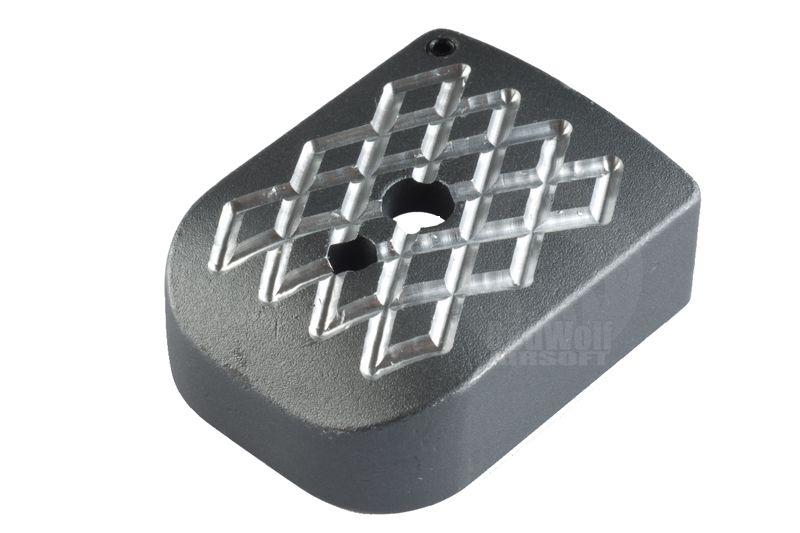 TSC TSC HiCapa Magazine Base Plate - Type A (Grey)