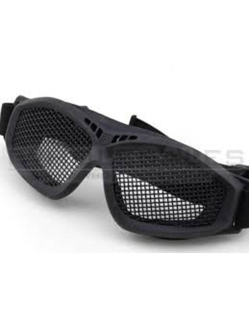 Big foot Big Foot V2 Mesh Glasses (Black)