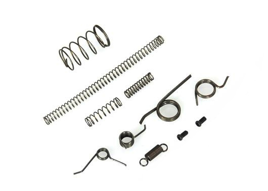Action Lost or broken a spring from your TM P226? This replacement spring set will solve your problem.