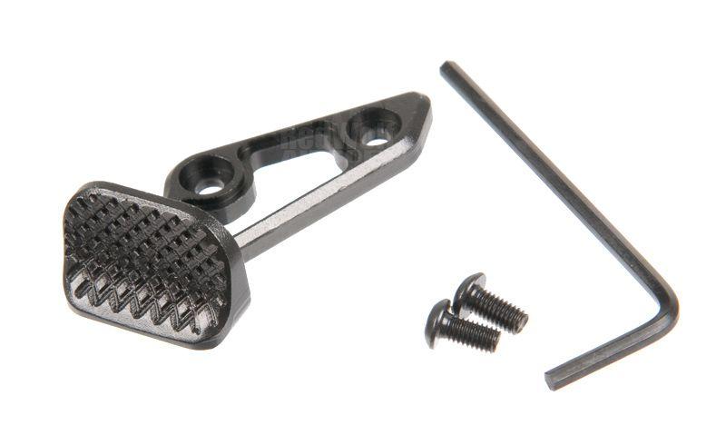 TSC TSC CNC Thumb Rest for TM HiCapa 5.1 / 4.3 - Type A (Black)