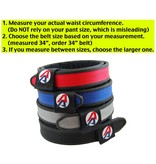 DAA DOUBLE-ALPHA COMPETITION BELT