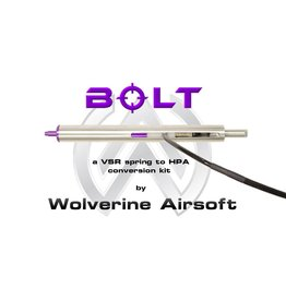 Wolverine Wolverine Airsoft BOLT-HPA sniper rifle conversion kit WITH WA cylinder