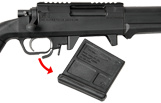ARES Ares Amoeba Striker Snioer Rifle Magazine <br />(55 Rounds)
