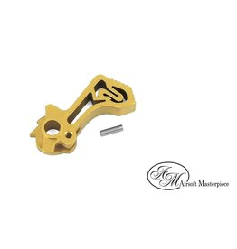 Airsoft Masterpiece Airsoft Masterpiece Stainless Steel Hammer for Hi-CAPA - Infinity SV (Gold)