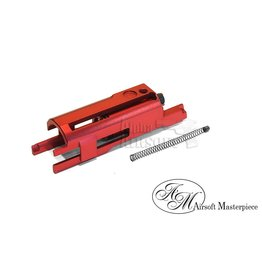 Airsoft Masterpiece Airsoft Masterpiece Aluminum Blow Back Housing for Hi-CAPA (Red)