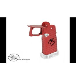 Airsoft Masterpiece Airsoft Masterpiece Aluminum Grip Type 2 (Red)