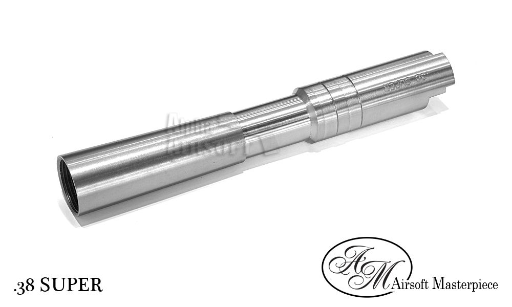 Airsoft Masterpiece Airsoft Masterpiece Stainless Steel Outer Barrel for Comp 5.1