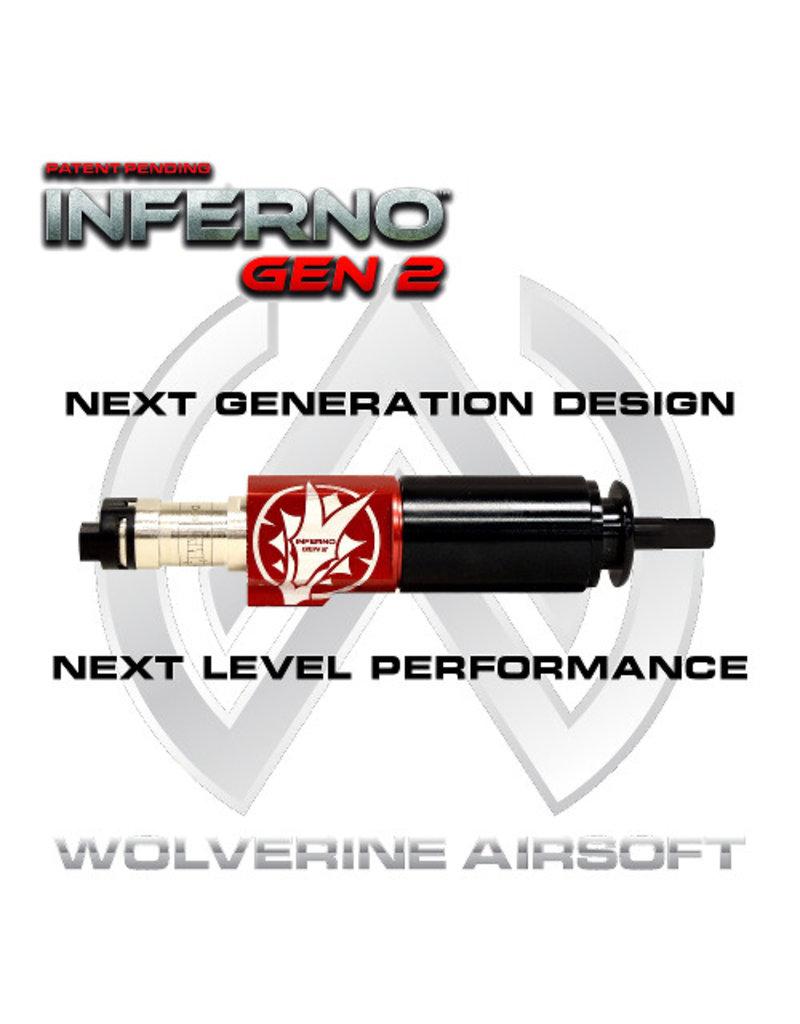 Wolverine Inferno: Gen2:M249 Premium Edition -Inferno Gun Type M249  **PRE ORDER**