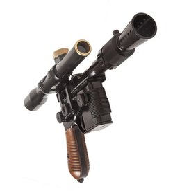 Armorer Works Armorer Works M712 smuggler Blaster with Scope & Flash Hider GBBP (Full Metal)