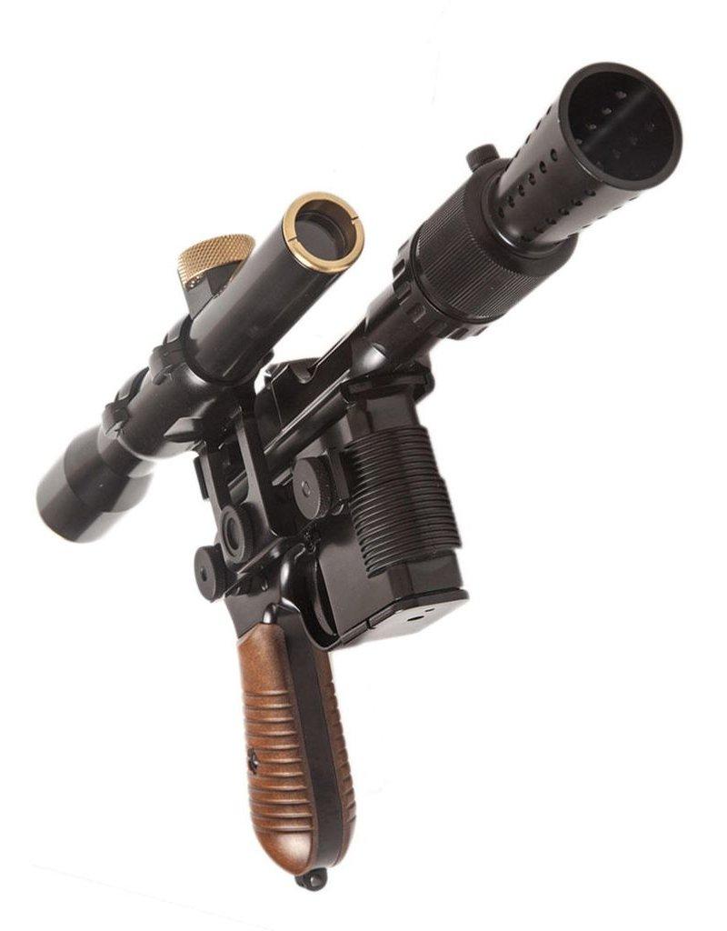 Armorer Works Armorer Works M712 smuggler Blaster with Scope & Flash Hider GBBP (Full Metal)