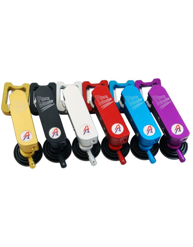DAA DAA Magnetic racer Holster, RH, Glock, Silver